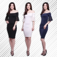 Daisy Bell Bodycon Dress