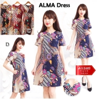 JO & NIC Alma Batik Dress
