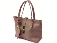 Paula Sling Tote Bags + Pouch - BROWN
