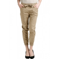 Soraya Jogger Pants - CREAM