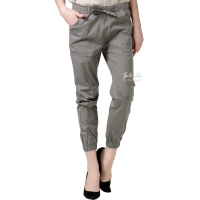 Soraya Jogger Pants - GREY