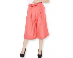 Jessica Pleats Culotte Pants - SALEM2