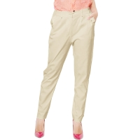 Dakota Relax Office Pants - CREAM4