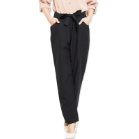 Bea Office Pants - BLACK
