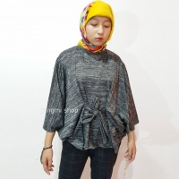 FRANCESCA/WINDA Blouse Jumbo Wanita Batwing Misty - Atasan Big Size fit up to XXXL (4)