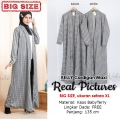 KELLY Long Cardigan - Kardigan Panjang Outer Jumbo / Big Size fit to XL