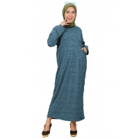 MELANI Gamis Jumbo Busui Friendly - Dress Muslim Big Size fit up to XXL (2)
