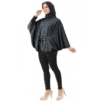FRANCESCA/WINDA Blouse Jumbo Wanita Batwing Misty - Atasan Big Size fit up to XXXL (5)