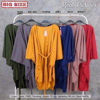 FIRA Outer Kalong / Cardigan Batwing Wanita AllSize fit up to XXL
