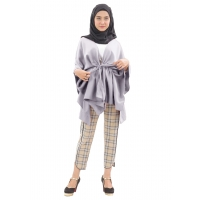 MIRANDA Outer Blouse Batwing Jumbo - Atasan Wanita Big Size fit up to XXL