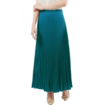 Pleated Long Skirts / Rok Panjang Lipit - TOSCA2