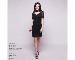 Matilda Lace Dress