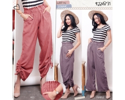 Bottom String Two-Way Culotte Pants [MLCUL]