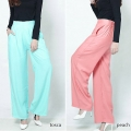 Trisha Long Culotte Pants [LCUL]