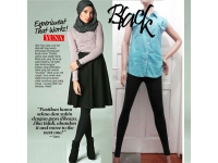 Basic Comfy Black Legging (XL)