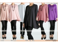 Chic Loose Bell Top