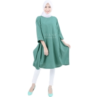 Sylvia Wing Tunic Dress - TOSCA