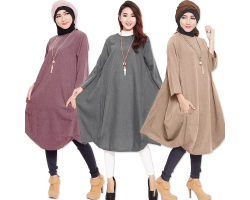 Sylvia Wing Tunic Dress [TND09]
