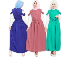 Queeny Outer Maxi Dress [TND]