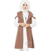 Fiona Unique Vest - BROWN2 [OUTER05]