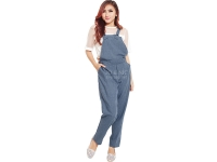 Jocelyn Overall Pants - BLUE
