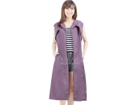 Nayla Tunic Vest Maxi - PURPLE