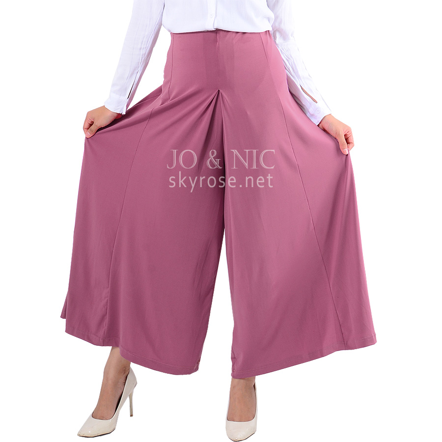 FAF012 Tara Umbrella Skirt Pants bhn spandex jersey ALLSIZE fit up to XXL